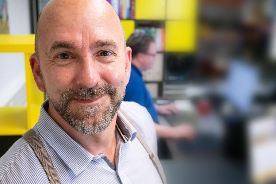Andreas Krög von team2work entwickelt VPN-Lösungen für Ihren mobilen Arbeitsplatz