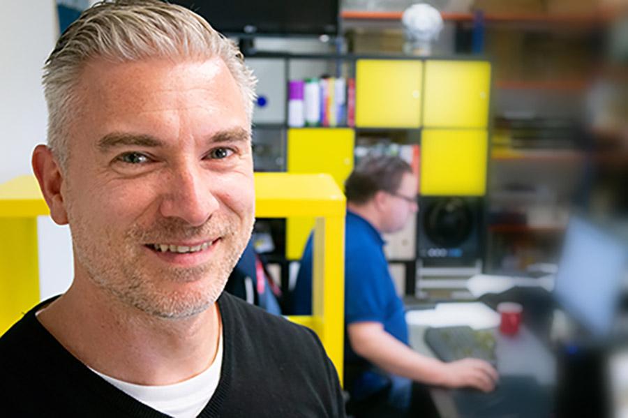 Kai Zirlewagen von team2work: Sichere Software und VPN-Lösungen