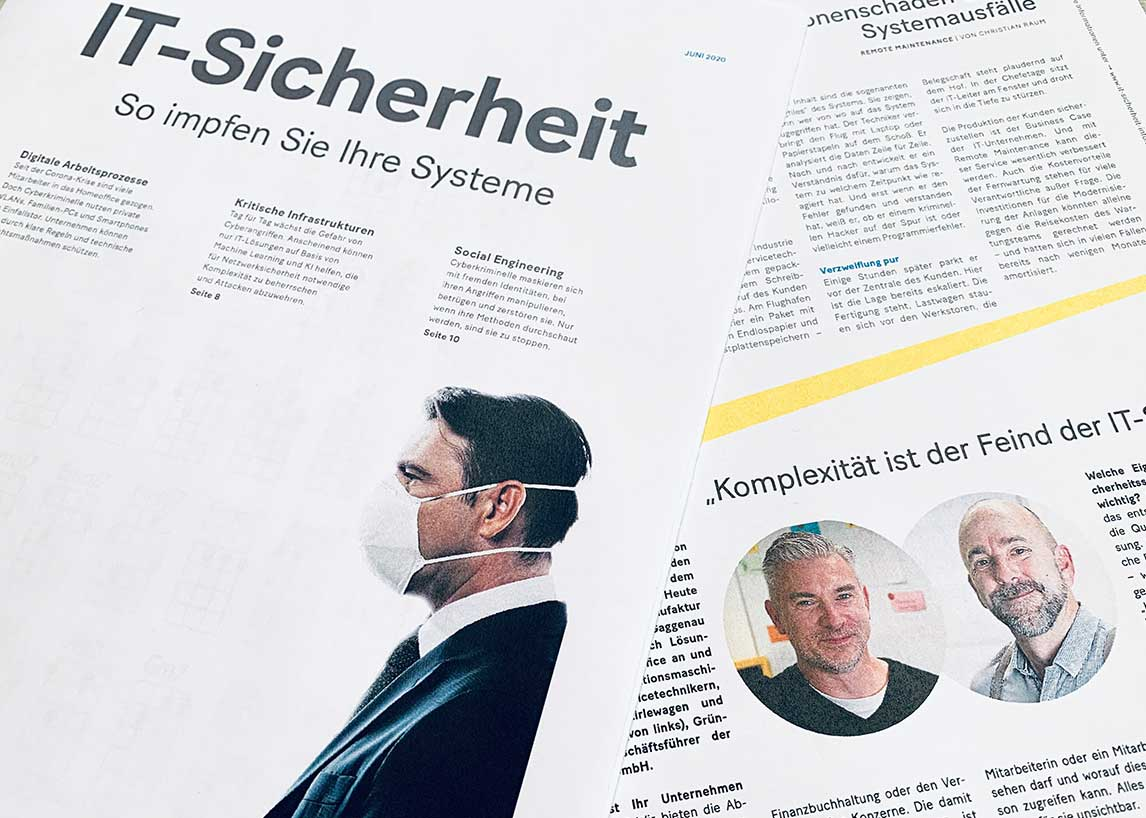 Interview IT-Sicherheit