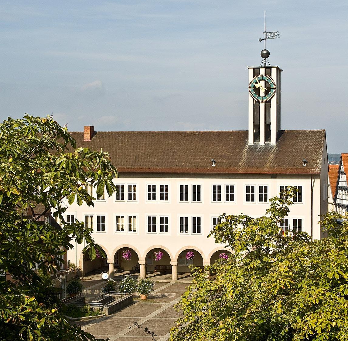 Rathaus Böblingen